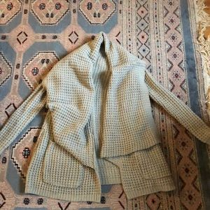 Urban Outfitters chunky open knit cardigan
